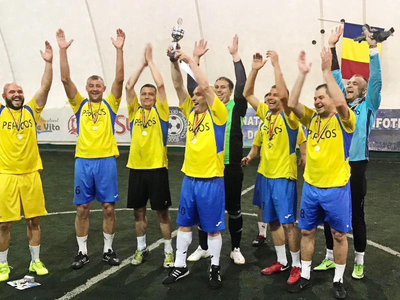 Dolce Vita a câștigat Cupa Old Boys și s-a calificat la turneul național!