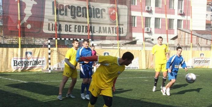 Clasamentele la zi in Liga Capitol - play-off si play-out