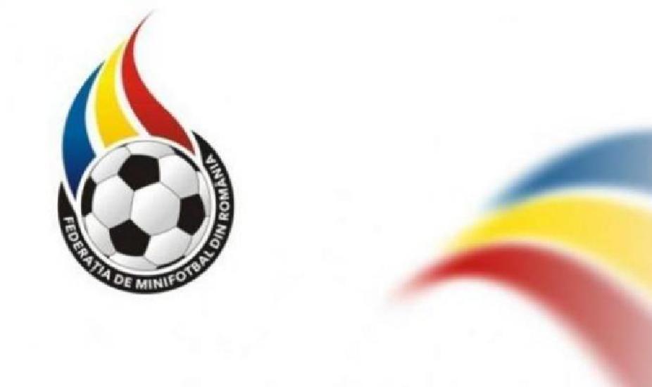 Liga de Minifotbal Craiova monitorizata de FMR.
