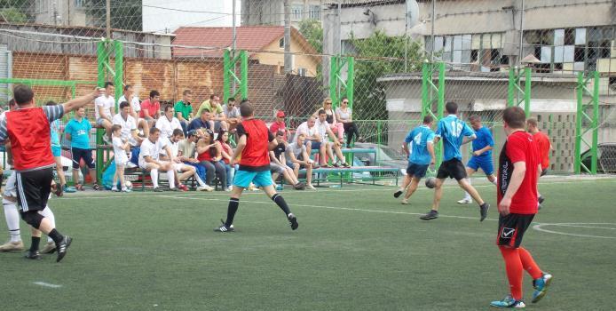 Tulcea - Liga II - 2012 - 2013 - Etapa 24