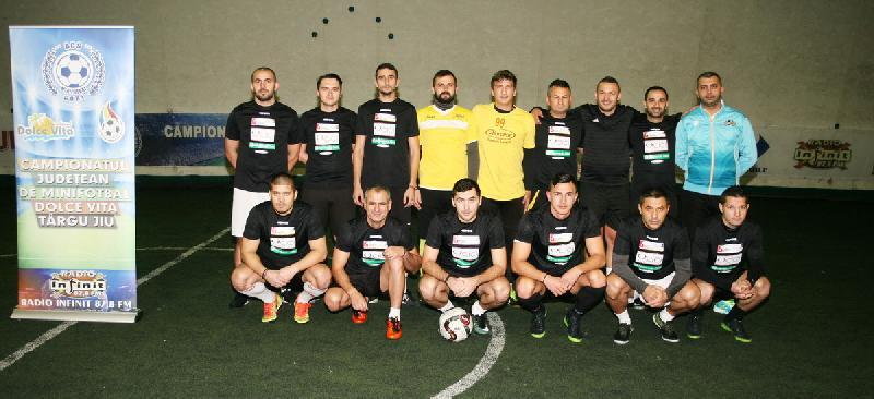 Dream Team domină campionatul și în acest sezon