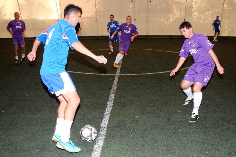 A fost un weekend plin de minifotbal la Dolce Vita