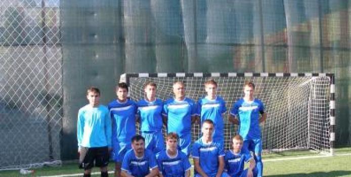 IASI: LIGA CAPITOL - Parohia a castigat primul meci al returului