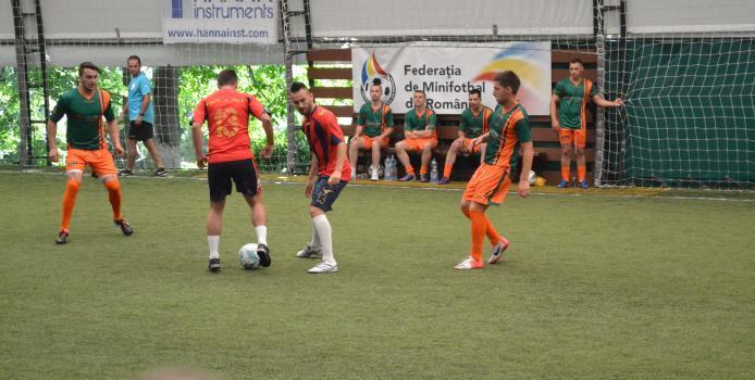 Se cunosc inca trei echipe care vor participa in ultimul act al Campionatului National