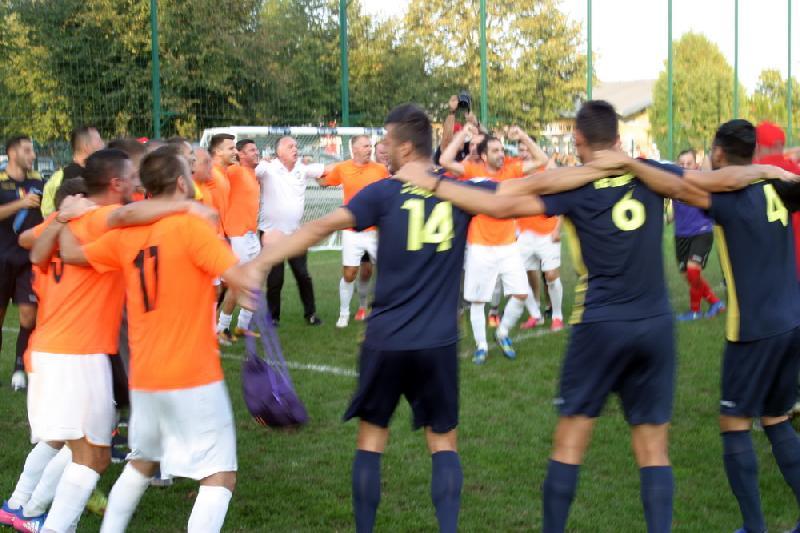 Echipele românești fac legea în EMF Champions League !