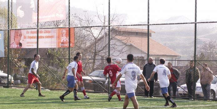 Liga a IV-a Salaj: Arsenal Badon mai face o victima