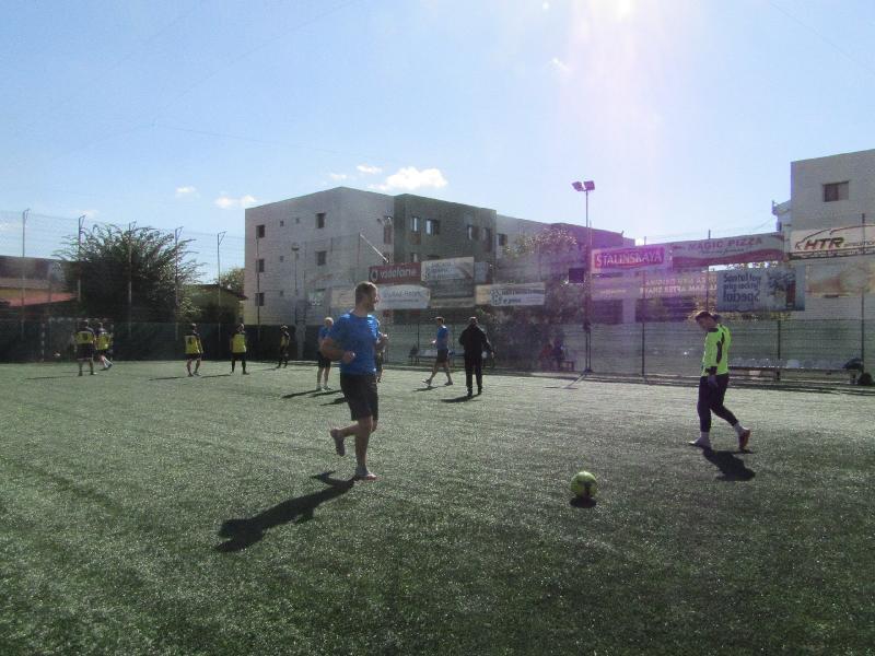 IASI: LIGA MAGICA - Meciurile de sambata in play-off si play-out