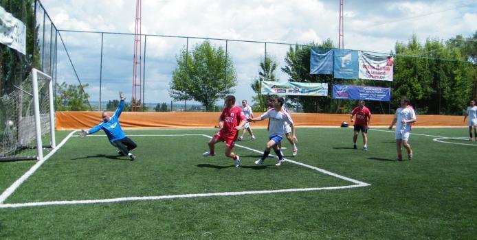 GALATI: Atletico Abcoz vine cu sperante mari la Cluj