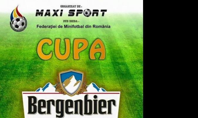 CUPA DORNELOR BERGENBIER - Componenta grupelor si programul complet al turneului