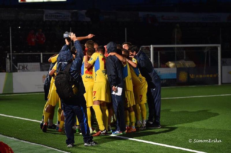 Lotul echipei nationale a Romaniei pentru Tournoi des Champions din Tunisia
