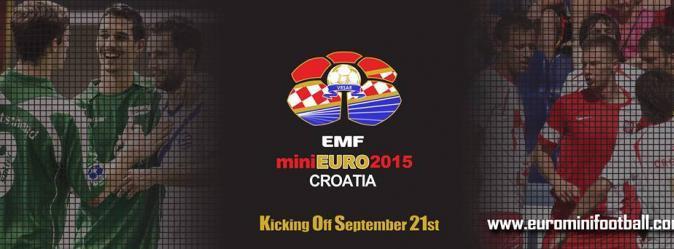 FMR: miniEURO 2015 se disputa in Croatia