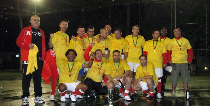 Bucuresti: Nationala Artistilor si-a aparat titlul de campioana