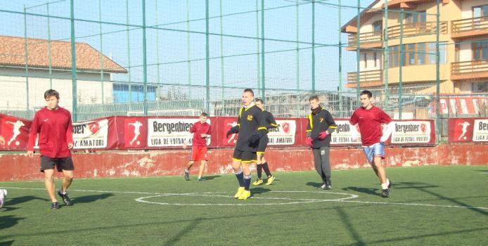 IASI: LIGA CAPITOL - Filiera Pacurari-Dacia, singura echipa fara niciun cartonas