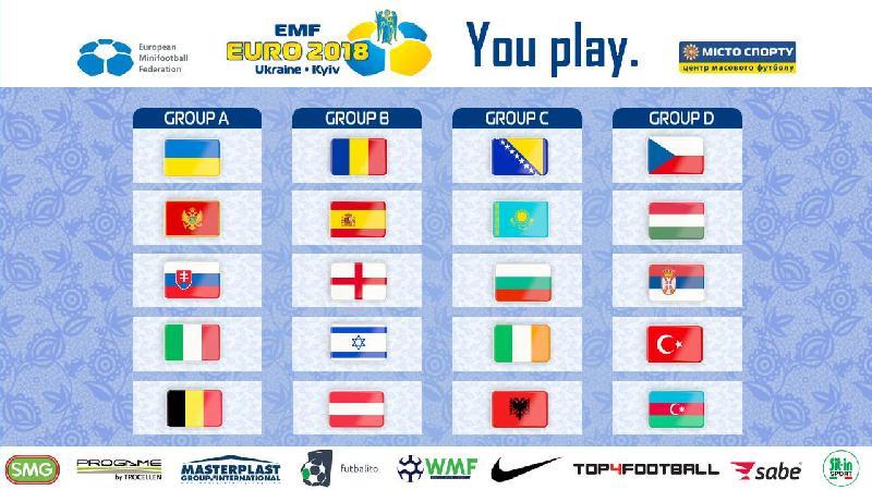 România, în grupa B a EURO 2018, alături de Spania și Anglia!