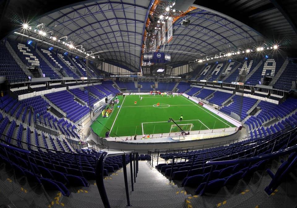 EURO 2020 va avea loc la Kosice in Slovacia, intre 7 si 14 noiembrie