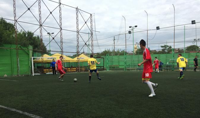 Tulcea - 2014-2015 - Liga DeHondol - Etapa 21