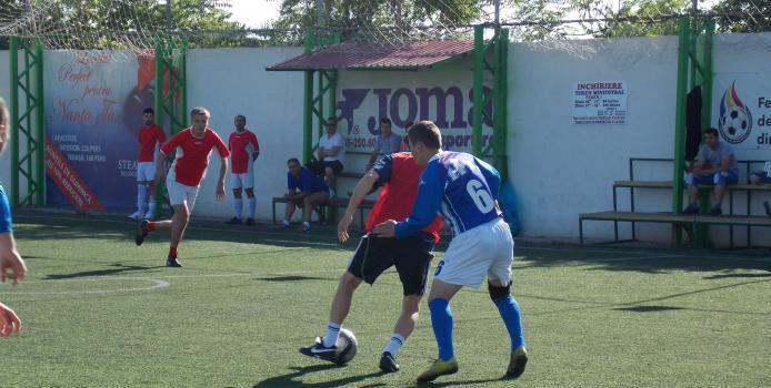 Tulcea - Liga DeHondol - 2012 - 2013 - Etapa 27