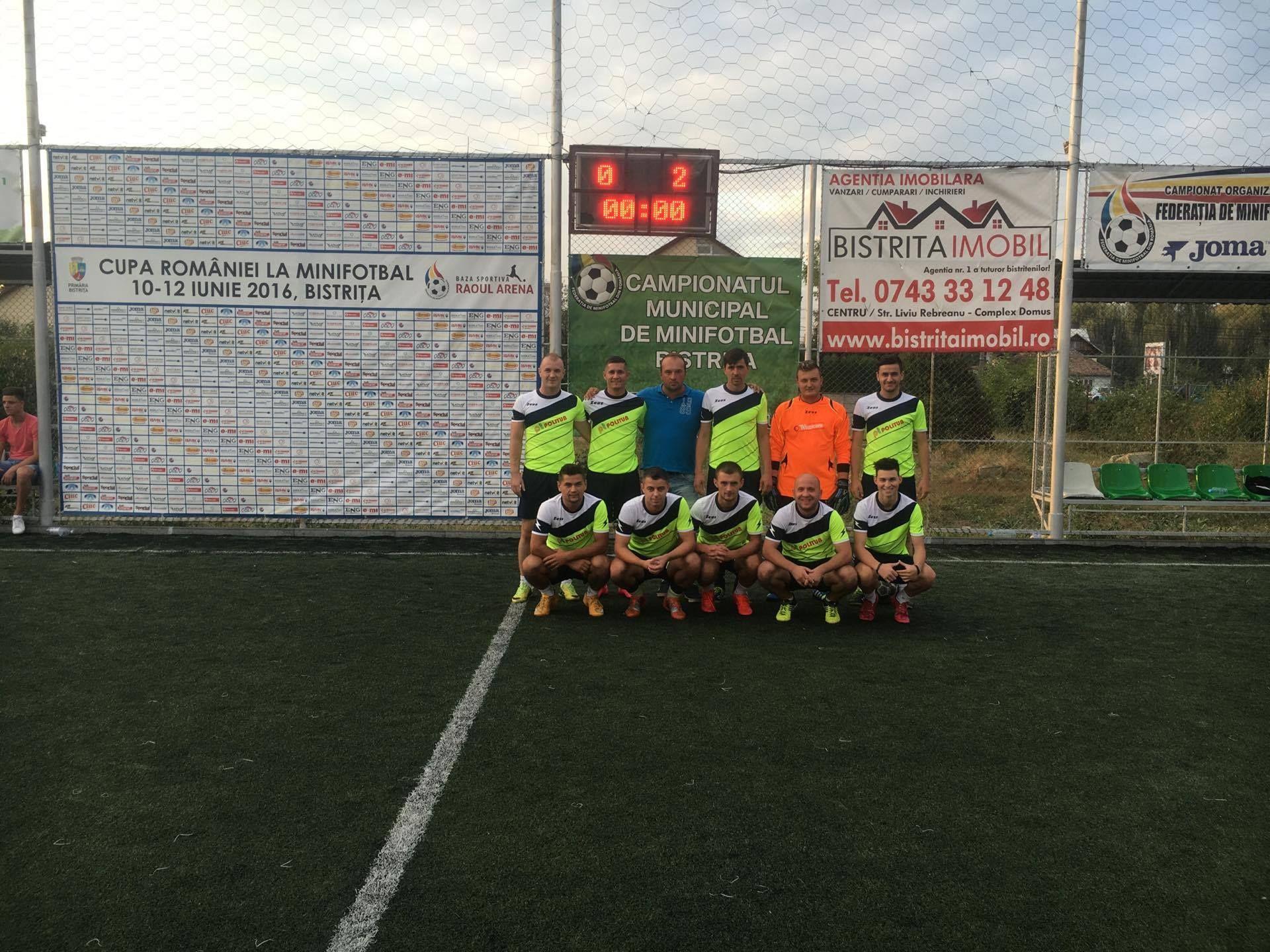 MUNCELULUI FC.