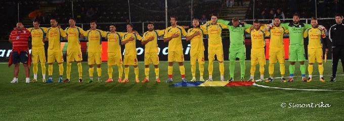 Romania invinge Lituania cu 2-1 si conduce in clasamentul Grupei D