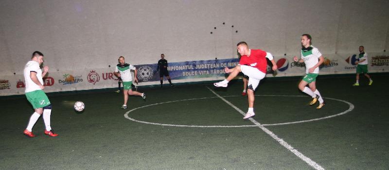 Penitenciarul Târgu Jiu și FC Anna vor juca finala Cupei Firmelor