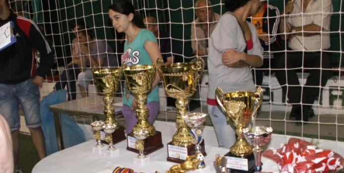 Minifotbal: Cupa Romaniei - tragerea la sorti