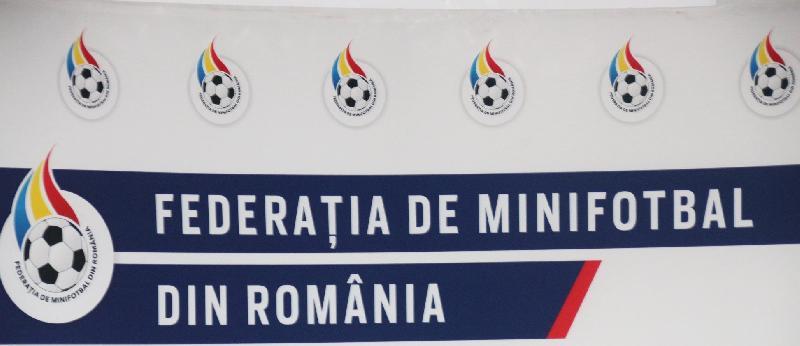 Adresă către MTS pentru reluarea competițiilor de minifotbal din România