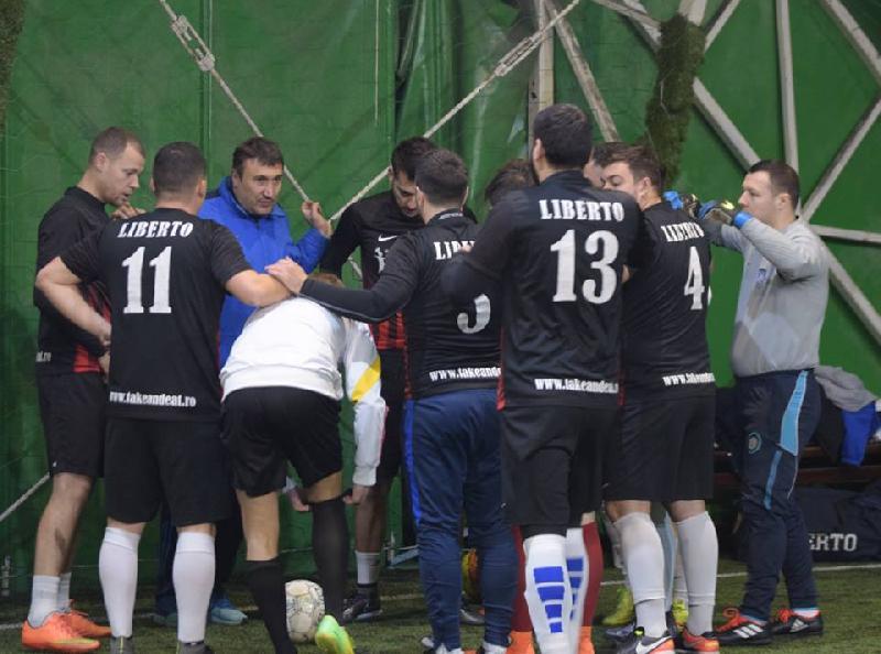 "IASI: Managerul echipei Liberto: ""Am facut un turneu foarte bun"""
