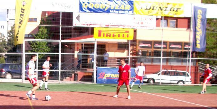 Suceava: Interconti si Railex, primele semifinaliste ale cupei