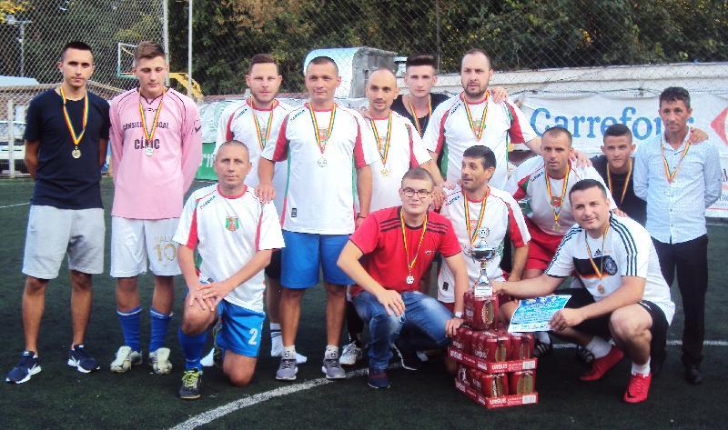 """Star Team a câștigat Cupa """"Împreună suntem minifotbal""""!"""