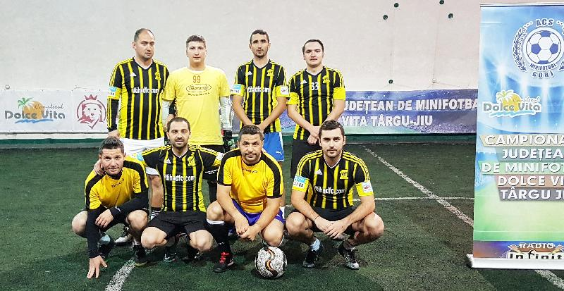 Remiză în derby-ul dintre Minprest și Dream Team