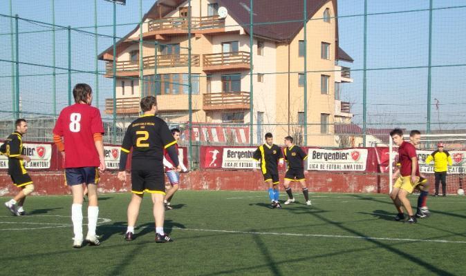 IASI: Turneu de baraj pentru desemnarea echipei de rezerva la Cupa Romaniei