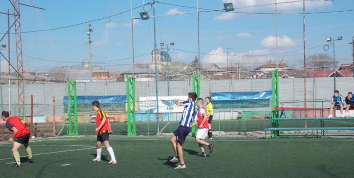 Tulcea - Liga DeHondol - 2012 - 2013 - Etapa 18