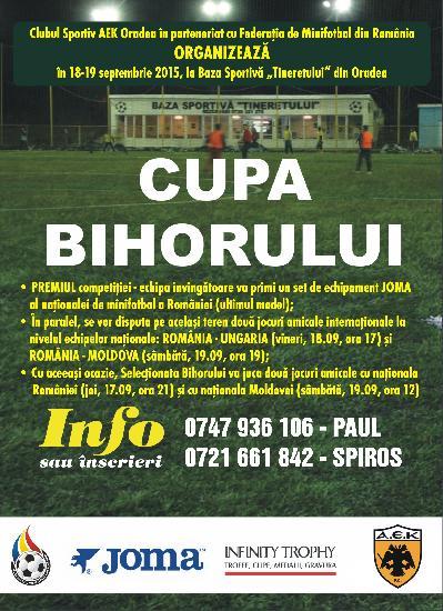 Cupa Bihorului 2015