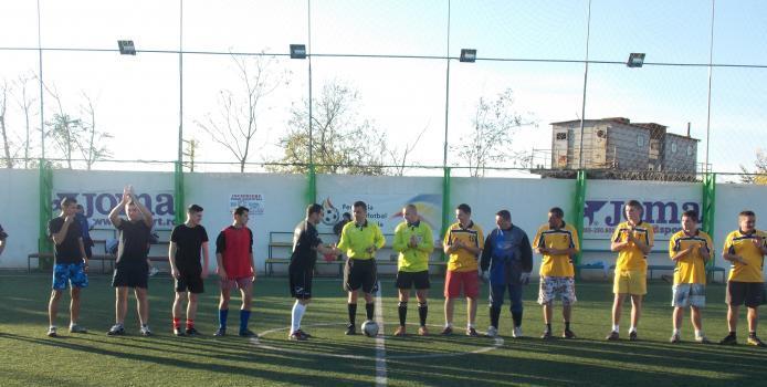 Tulcea - Liga II - 2012 - 2013 - Etapa 11