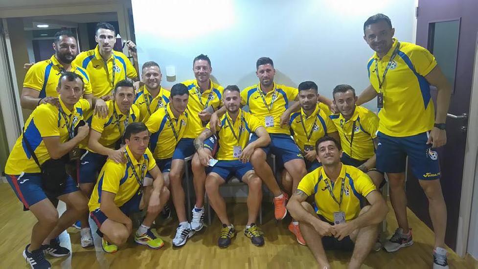 Romania, victorie cu Franta la debut