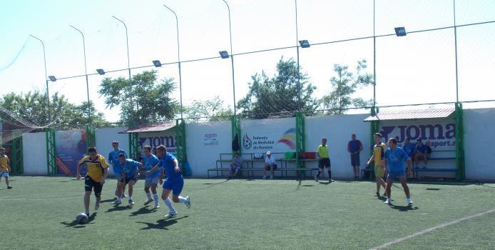 Tulcea - Liga II - 2012 - 2013 - Etapa 26
