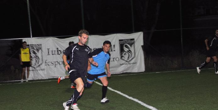 Bucuresti: Lupta pentru promovarea in Liga I a inceput