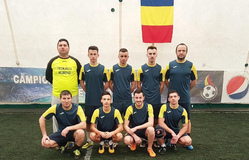 Final de sezon regular în Liga 2. FC Primăria Albeni, lider