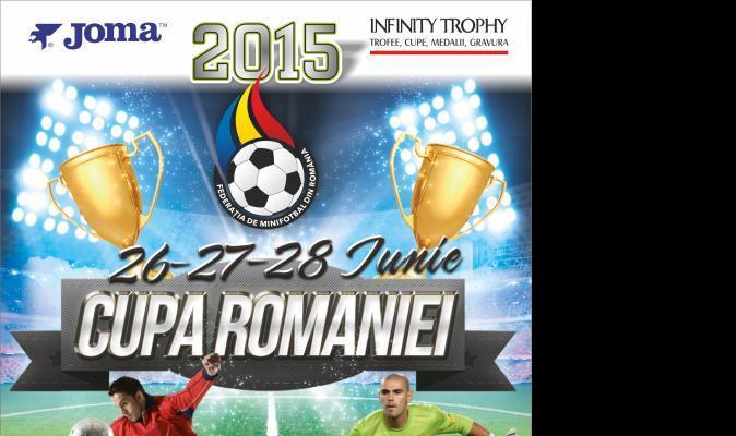 Roman - Rezultate Cupei Romaniei 2015