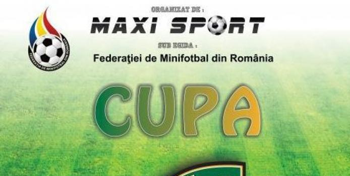 VATRA DORNEI: CUPA GOLDEN BRAU - Grupele si programul competitiei