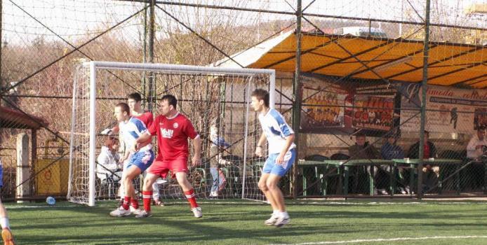 Liga a II-a Salaj: Sportul Var este in cadere libera