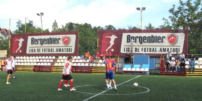 IASI - LIGA CAPITOL: Medie de peste 7 goluri pe meci in prima etapa