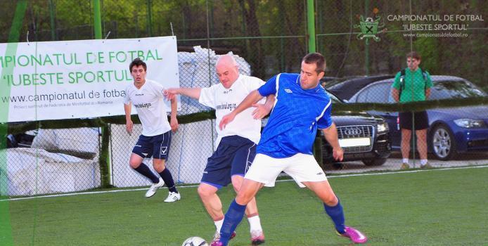 Bucuresti: Fostul oltean Ionut Dragomir, la al doilea gol stagional
