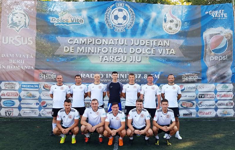 ACS Victoria castiga Cupa Impreuna suntem minifotbal