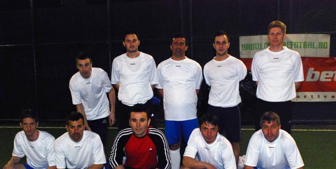 Bucuresti: Calia Press, campioana la Open