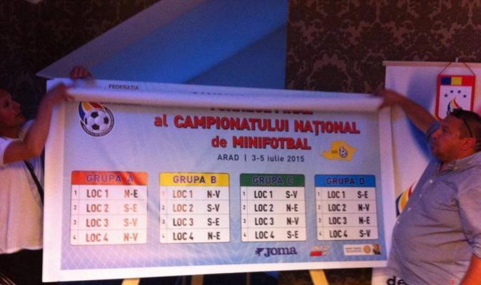 FMR: Tabloul Campionatului National 2015