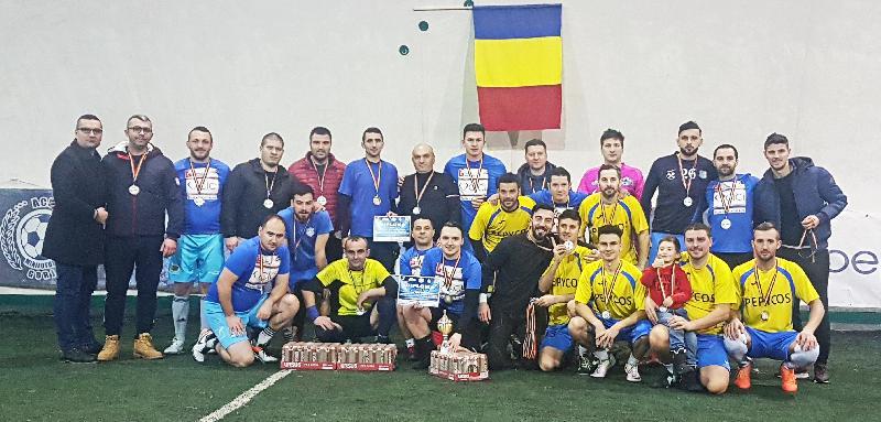 Dream Team câștigă din nou Cupa României Dolce Vita!