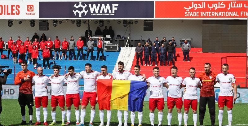Nationala Romaniei va participa la Klitschko Cup, la Kiev, in Ucraina
