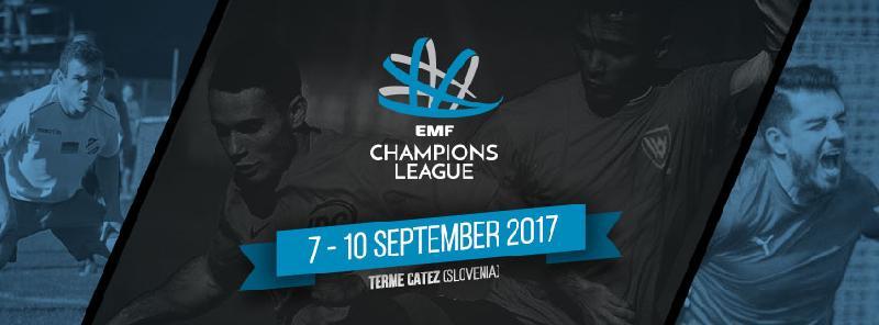 Informații,EMF Champions League,echipe cu dreptul la achiziționare Licență