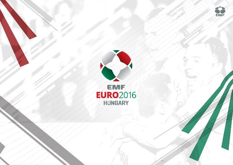 EMF Euro 2016: Tragerea la sorti va avea loc pe 24 februarie